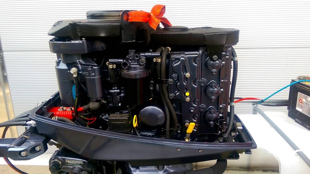 Diesel Outboard Motor : Yanmar diesel outboard engine d obms only a