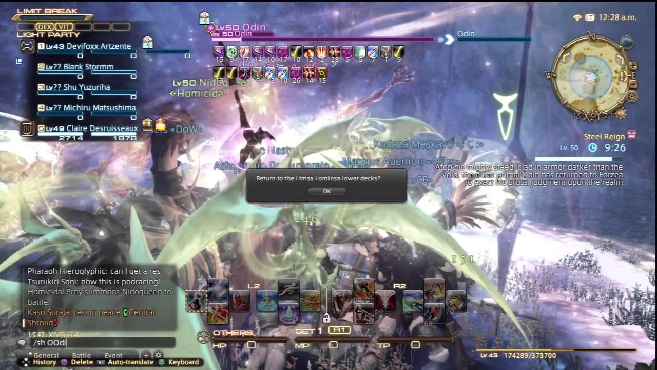 PRIMAL - Worm/Final Fantasy XIV | Page 12 | SpaceBattles Forums