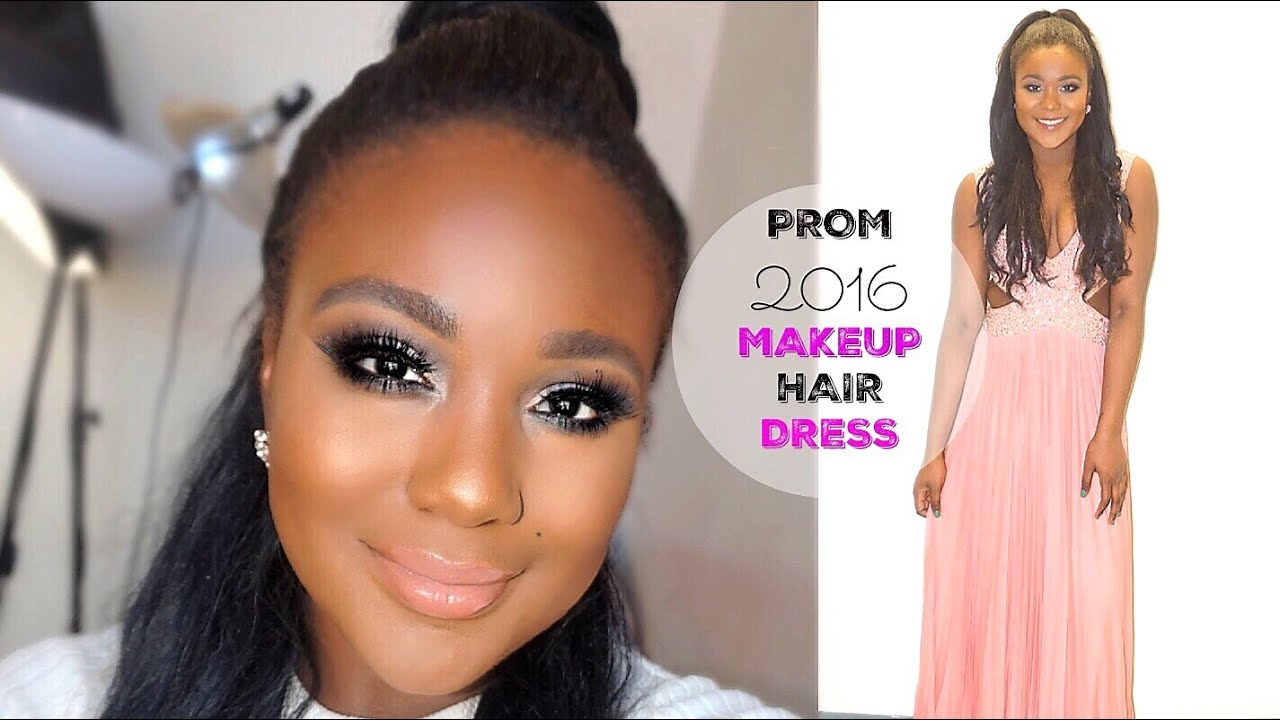 Get prom ready with me hair makeup dress - Drugstore Prom Makeup I Prom Get Ready With Me Hair Dress 2016 Youtube