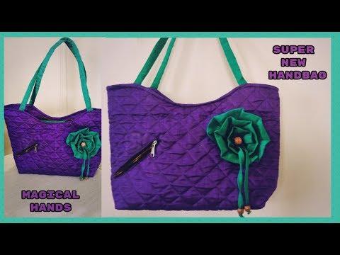 super handbag make at home diy