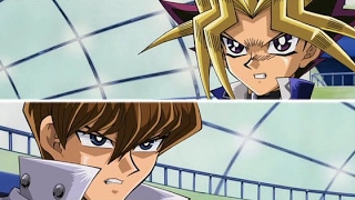 НЕКА ИГРИТЕ ЗАПОЧНАТ YUGI(ATEM) VS KAIBA !!! YU-GI-OH LEGACY OF THE DUELIST