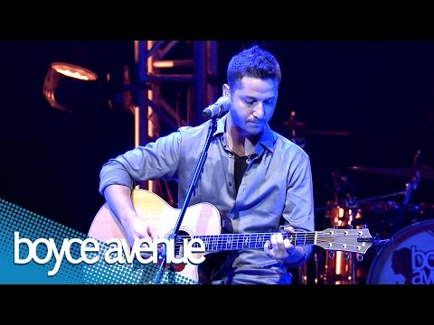 Music video Boyce Avenue - Briane (live)