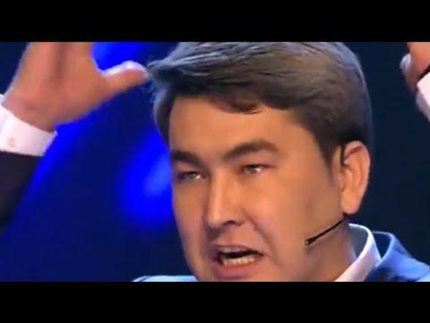 """""""Камызякский Мэр"""" - Азамат Мусагалиев Уделал Камеди клаб"""