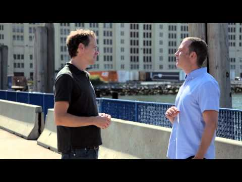 ON THE REAL with Jesse & Greg | The Brooklyn Army Terminal