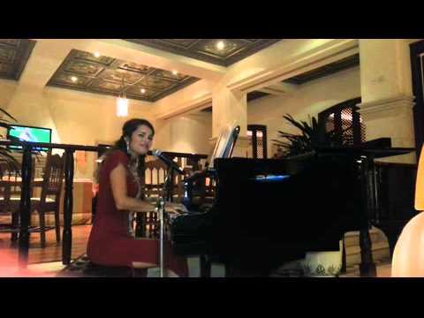 Singer pianist 23 A Blossom Fell