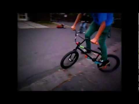 BMX Riding in Debrecen