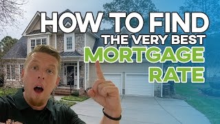 How to find the best mortgage rates | advice from a mortgage broker