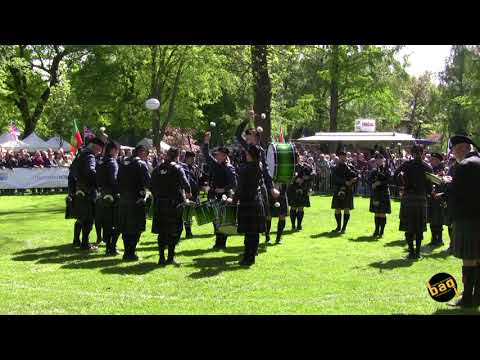 The Owl Town Pipe & Drum Band
