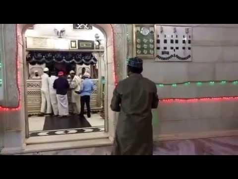 Syed Fakhruddin son of Khawajah Mueenuddin Ghareeb Nawaz in Sarwad India
