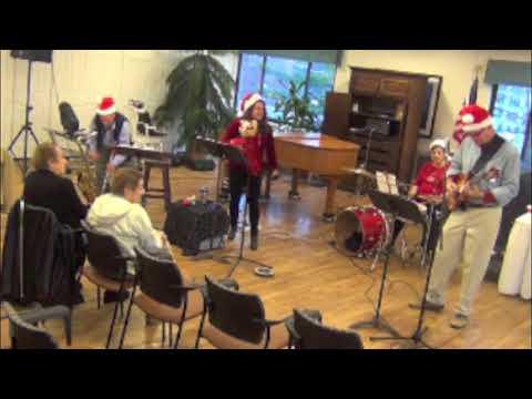2017 Atria holiday concert with Barbara Occhino & Friends