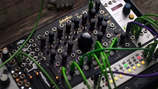 Queen Of Pentacles Percussive Synthesizer // A 909 in Eurorack Form