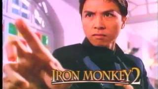 Iron Monkey 2 Trailer 1996 [Donnie Yen]