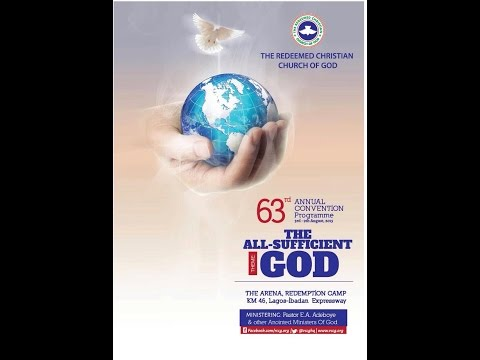 2015 RCCG CONVENTION_DAY 7 (Thanksgiving Service, Ordination of Pastors & Farewell Service)