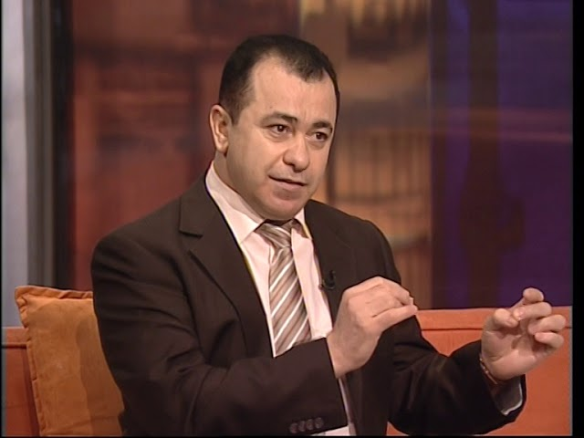 Dr. Salim TV Interview Almahwar 1a,  minimal invasive therapy for disc prolapses of spine