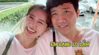 (한) Hari Won và Trấn Thành bất an khi lên nhầm chiếc xe Tuk Tuk định mệnh 하리원과 쩐탄의 잘못탄 툭툭이 운명