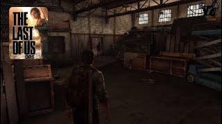 Let's play: The Last Of Us - REMASTERED - 005 - Ich komm nicht zum finalen Schuss!