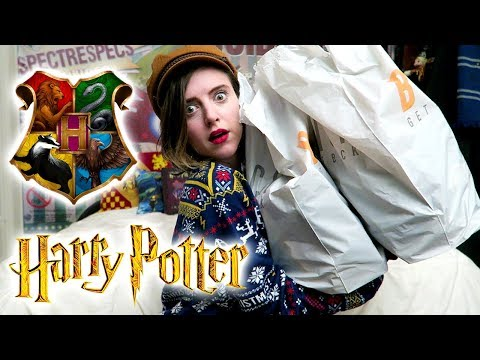 HUGE Harry Potter BoxLunch Haul 2018 | 12 Days of Giving