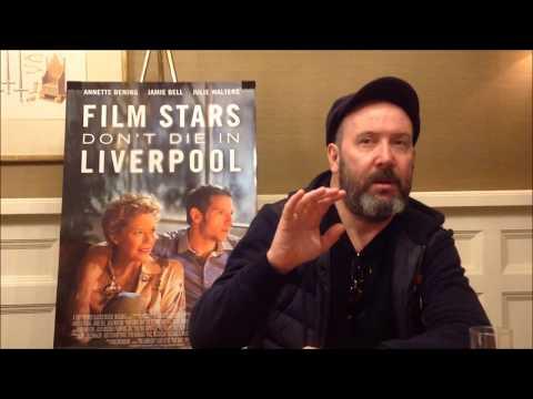Paul McGuigan on Film Stars..., Bening, Bell, Costello, & Sherlock