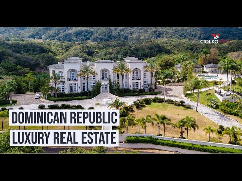 Caribbean Hills Villa, Dominican Republic Luxury Real Estate