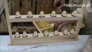 RAMKA DO WYCHOWU MATEK  SYSTEM NICOT # 11 PolskiMiodek