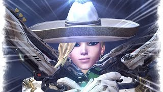 Mercy's New Weapon Style..!? | Overwatch Best and Funny Moments - Ep.109