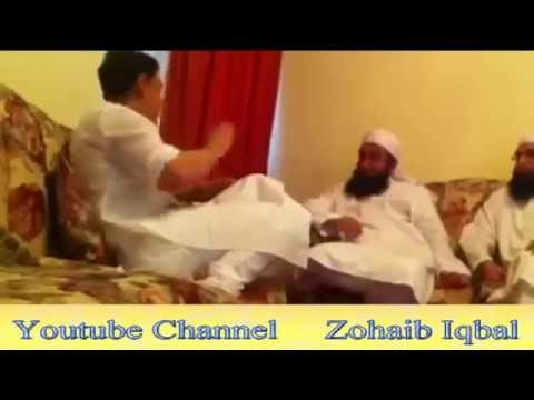 Aamir khan,Maulana Tariq Jameel sb & Junaid Jamsehd exclusive video of meeting