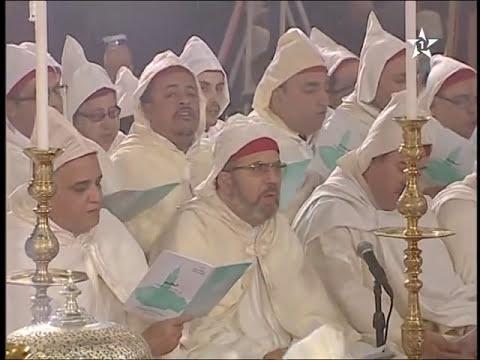 TVM Maroc - Amdah Maoulid Nabawi 13-01-2014 أمداح نبوية بالمغرب