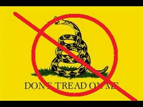 Obama To Ban Revolutionary War Gadsden Flag Youtube