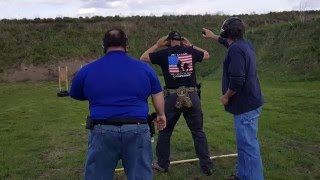 Paul 1st Stage 3May16 USPSA Ankeny Ikes