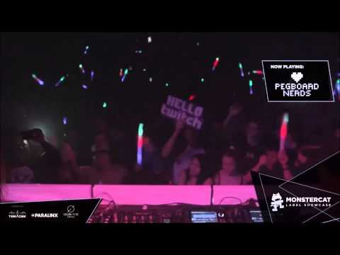 Pegboard Nerds & Ace of Base - 'All That She Wants' (Live - Monstercat Label)