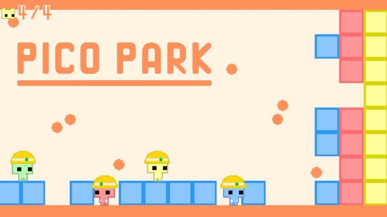 Download THE SALTY BOIS WORK TOGETHER!? | Pico Park Part 4