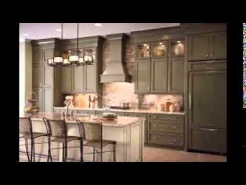 Kraftmaid Kitchen Cabinets Youtube