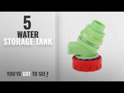 Top 10 Water Storage Tank [2018]: MagiDeal Replacement Plastic Faucet Tap with Knob Switch Spigot