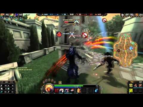 видео: Обзор Дотоподбных Игр #1 - smite