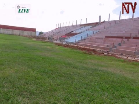 Vipers FC set to play second round home games in almost complete St Mary stadium