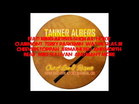 Tanner Albers Out of Love & Respect CD **OFFICIAL CD** Sneak Peak