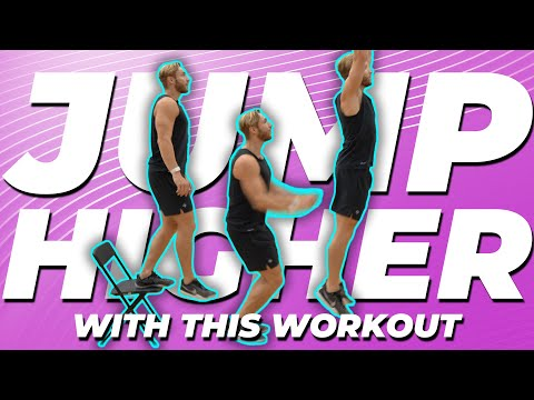 The Most POTENT 🧪 Plyometric Hack to Jump Higher 🚀 Vertical Jump Super Drill!