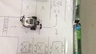 урок Робототехники. Парковка.