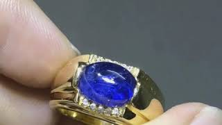 Đá Sapphire Nghệ An (Natural sapphire) -Giadaquy.com