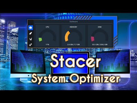 Stacer - The Ultimate Linux System Optimizer And Monitoring