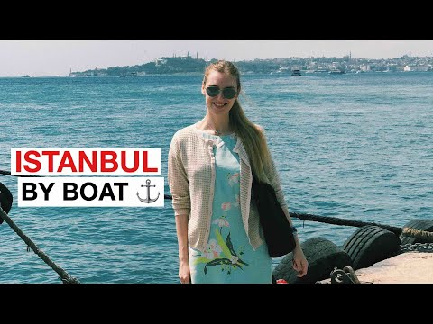 EMIRATES CABIN CREW: VACATION MODE! ISTANBUL BY BOAT ✨✨⚓️🚢