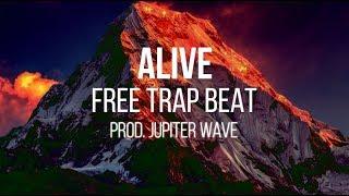 [FREE] Happy Feel Good Energetic Trap / Hip Hop Beat | Alive | 80BPM