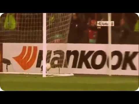 Tottenham Benfica 2-2 Goals&Highlights FULL HD 04-04-2013-EUROPA LEAGUE