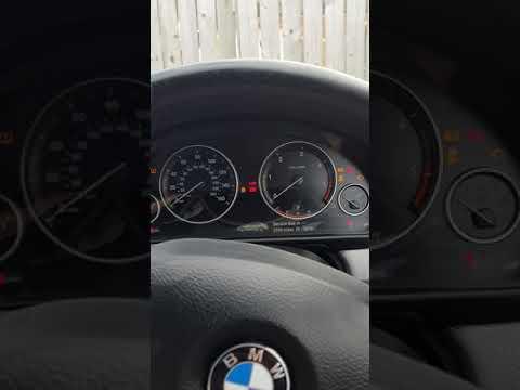bmw 530i power window anti-trap function