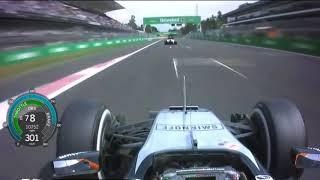 F1 Hız Rekoru Tam 370 km/h