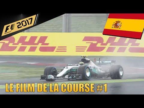 F1 Racing Cup - Grand Prix d'Espagne : Le film de la course.