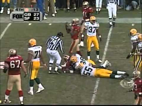 49ers Final Drive to Victory against Packers | 1998 Wild Card Playoffs