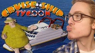 CRUISE SHIP BABES - Cruise Ship Tycoon Gameplay Part 2