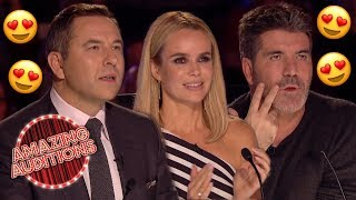 PIANIST And RASPY Vocalist BLOWS Judges Away | Amazing Auditions