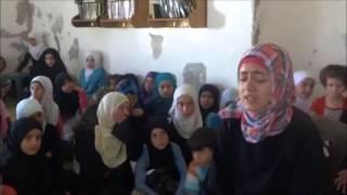 يادمعتي اليتيمة من طفلة يتيمة في ادلب -جمعية النور السورية